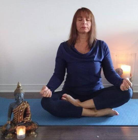 Johanne Des Ormeaux Meditation