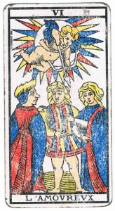 LAmovrevx tarot