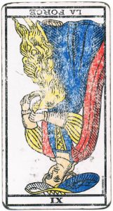 La-Force inverse tarot