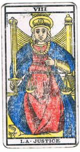 La-Justice tarot