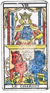 Le-Chariot tarot